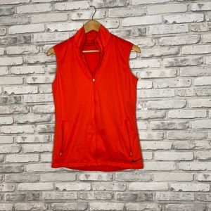Ladie's Bright Colored Nike Golf Vest
